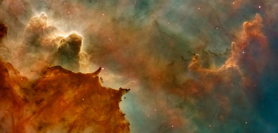 stars nebula space