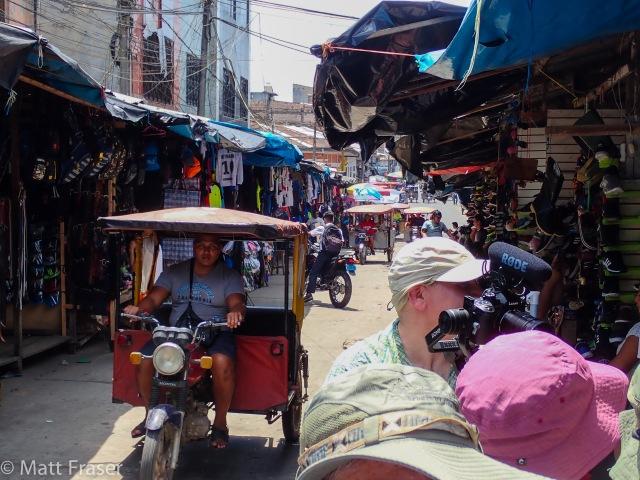 Belen Market, Iquitos, Peru